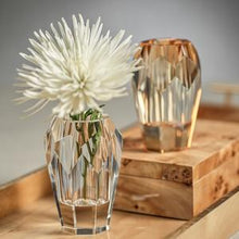 Load image into Gallery viewer, Veniza Cut Crystal Vase - Clear