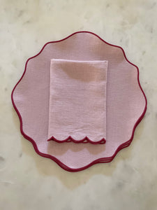 The Celeste Rose Placemat