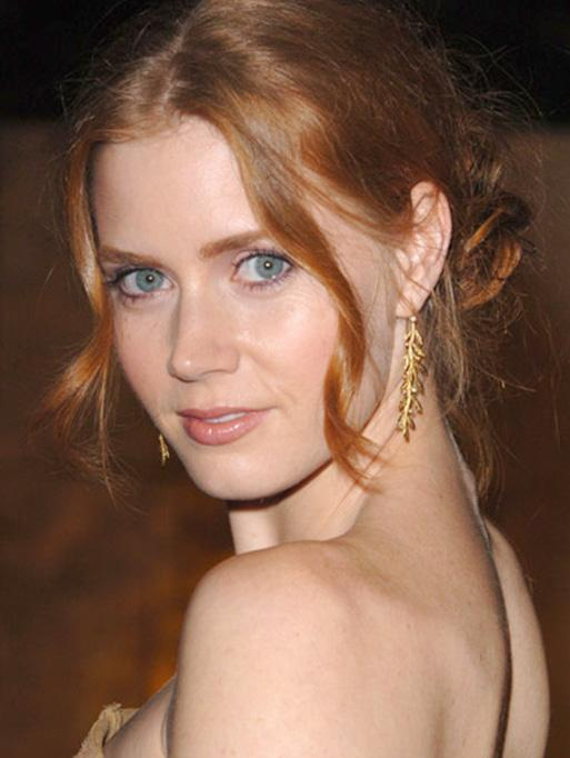 Jamie Wolf - Amy Adams wearing the Vine Earrings
