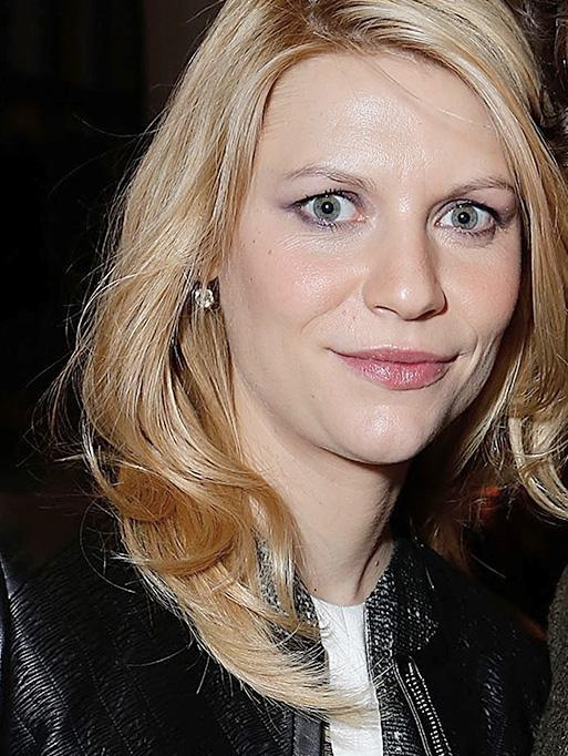 Claire Danes wearing the Blossom Drop Earrings