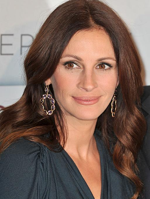 Jamie Wolf - Julia Roberts wearing the Linked Marquis Earring