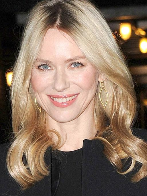 Jamie Wolf - Naomi Watts wearing the Marquis Earrings