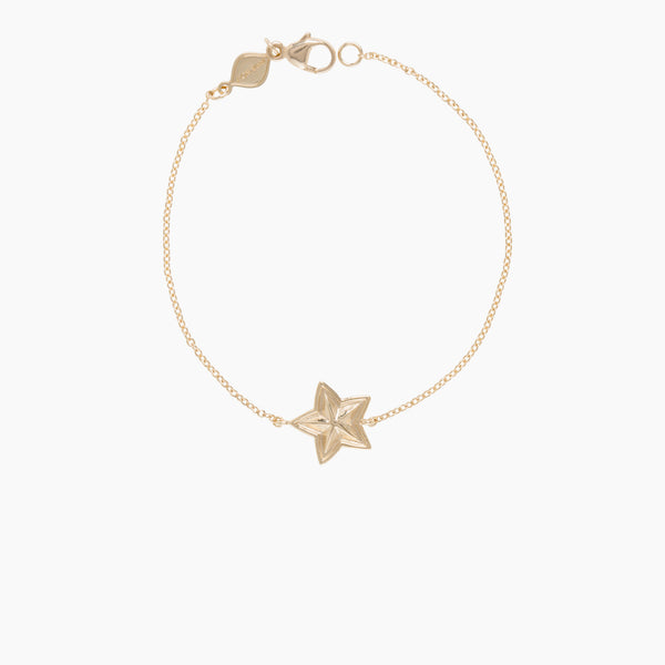 Little Wolf Star Bracelet