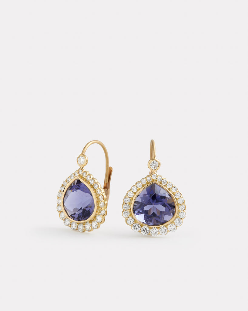 Diamond Edge Bisou Earring