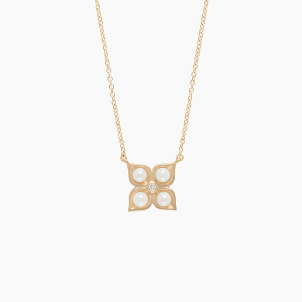 Four Clover Necklace
