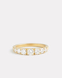 Signature Tapered Diamond Band
