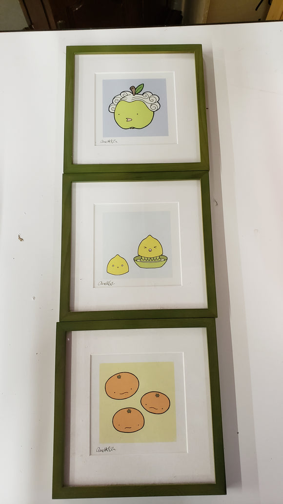 Fruit Prints - Macomb County ReStores