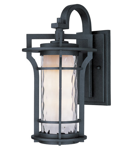 *NEW* Maxim Oakville LED Black Oxide Outdoor Wall Sconce - Macomb County ReStores