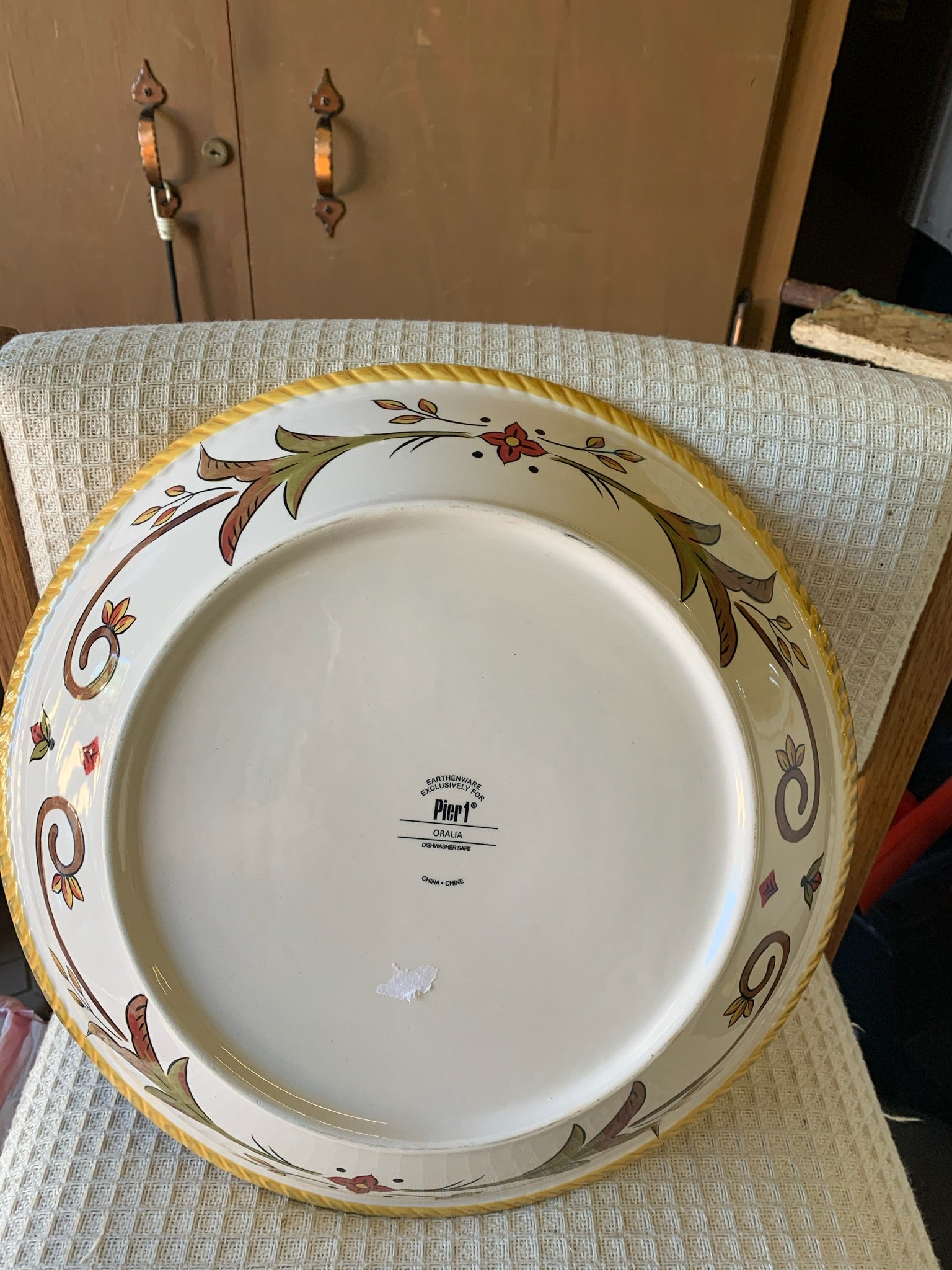 Oralia Pasta Bowl from Pier 1 - Macomb County ReStores