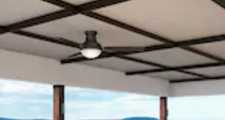 "*NEW* 44"" Casablanca Verse Bronze Ceiling Fan - Macomb County ReStores"