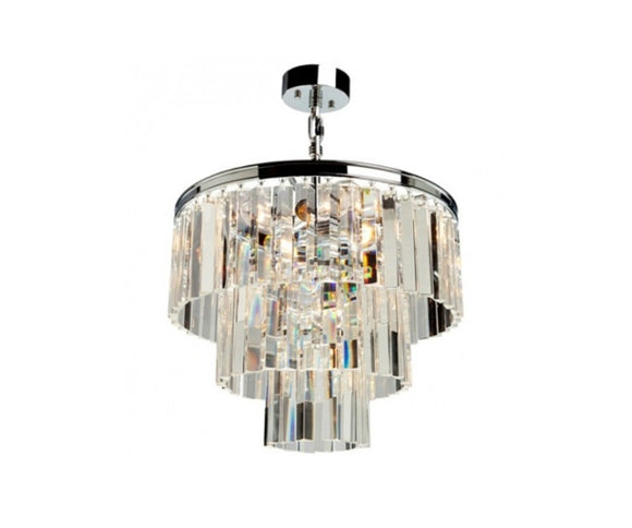*NEW* Artcraft El Dorado Chandelier - Macomb County ReStores