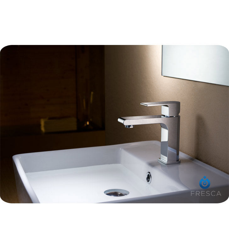 *NEW* Fresca Allara Single Hole Mount Bathroom Vanity Faucet