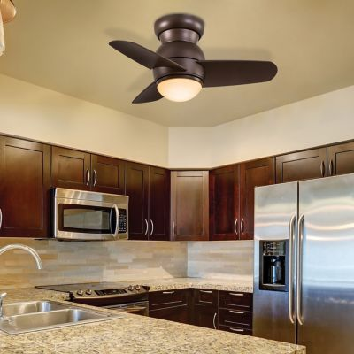 *NEW* MinkaAire Spacesaver Fan with Light - Macomb County ReStores