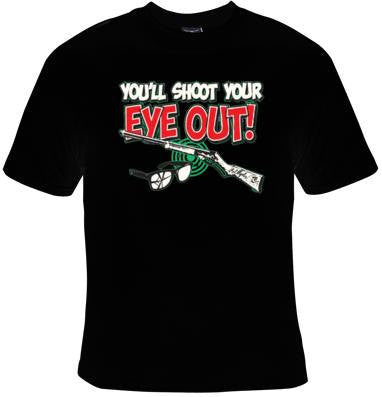 eye out guns gift Cool Funny Humor Shirts  Tee Rude Tees Offensive T-Shirts Offensive t-shirts present gifts