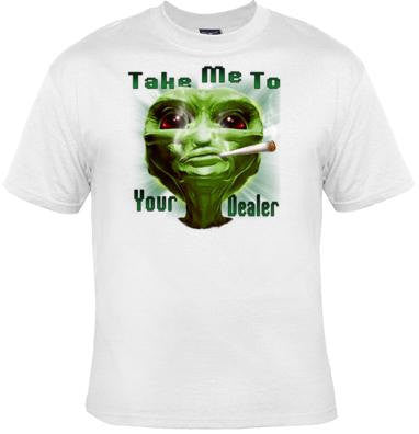 your dealer pot  grass gift Cool Funny Humor Shirts  Tee Rude Tees Offensive T-Shirts Offensive t-shirts present gifts