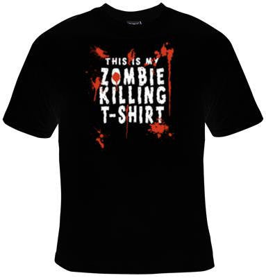 this is my zombie killing shirt  gift Cool Funny Humor Shirts  Tee Rude Tees Offensive T-Shirts Offensive t-shirts present gifts