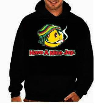 Have a nice jay yaman jamaica funny cool gifts:hoodie sweat shirts screen print hoodies Funny Humorous clothes designs graphic hooded hoody