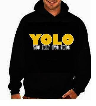 hoodies:yolo you only live once hoodie sweater shirt hoody