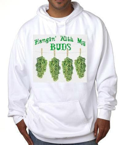 hangin with my buds cool funny hoodie sweater shirt hoody t-shirts hoodies