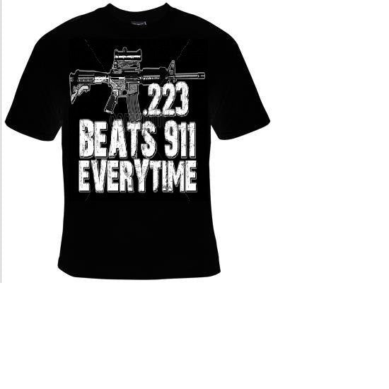 Tshirts:223 BEATS 911 EVERY TIME Tshirts clothes T Shirts Tees, Tee T-Shirt design funny cool tee Hoodie