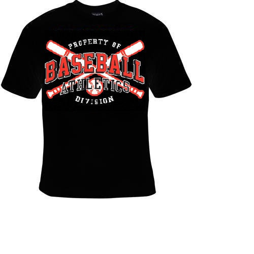 property of baseball athletics divison Tshirts clothes T Shirts Tees, Tee T-Shirt design cool sports