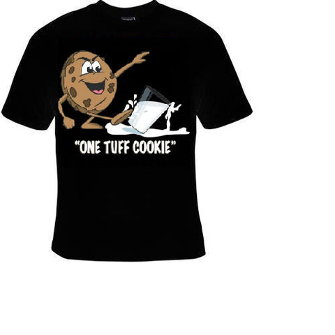 one tuff cookie cool funny  T-shirts tee movies t shirt