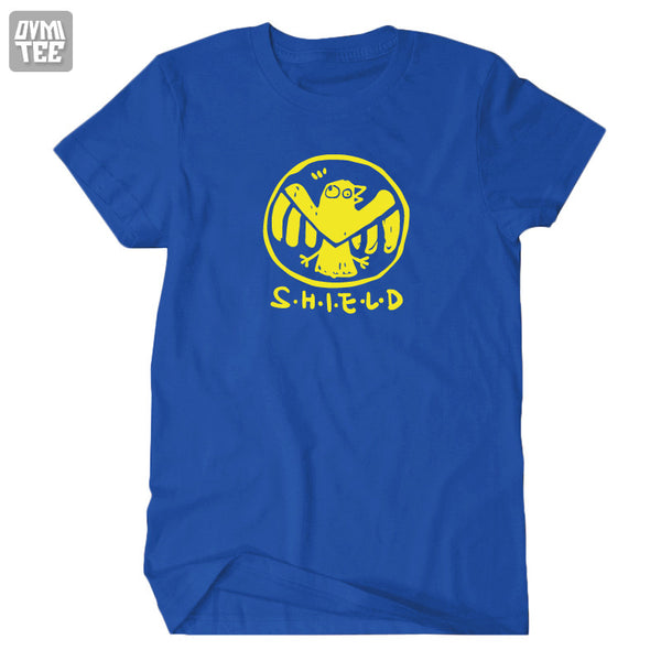 2016 new funny shorts sleeve t shirt Agents of Shield summer clothes cute geekin humor top women men cute tee Phil Coulson