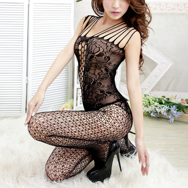 1Pcs Sexy Costumes Women Lenceria Sexy Lingerie Hot Sale Sexy Underwear Sexy Teddy Sleepwear Stockings Summer Style