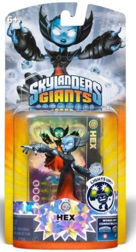 Skylanders Giants: Hex