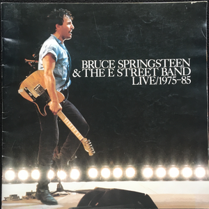 Bruce Springsteen & the E Street Band Live 1975-85 Lyric Book