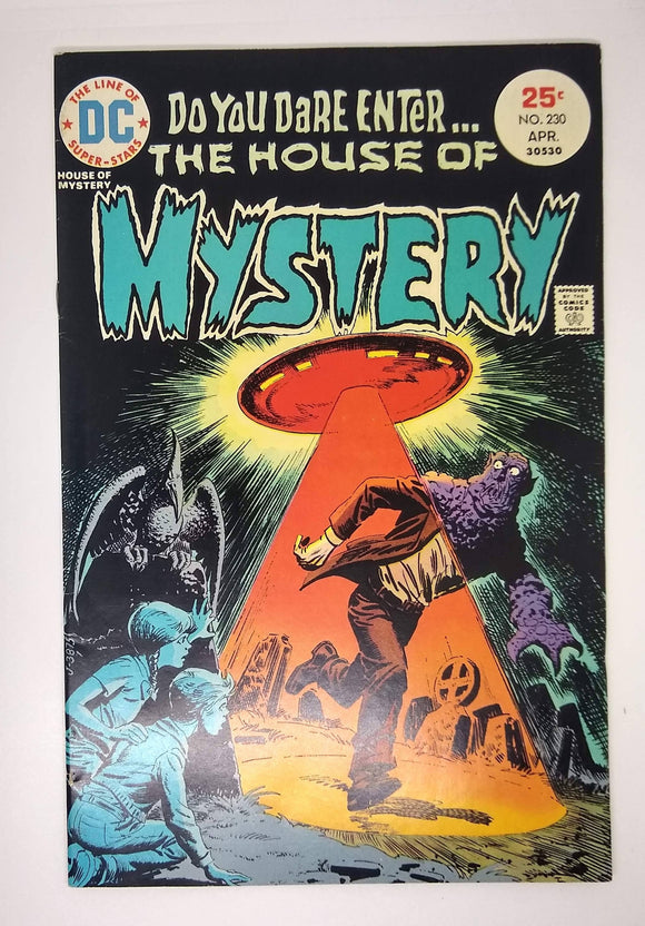 The House of Mystery (Issue #230)