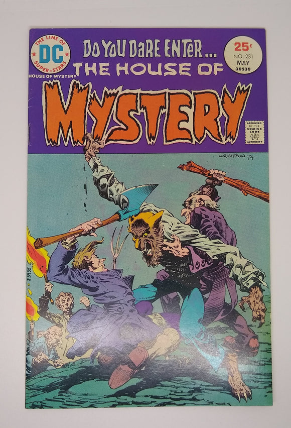 The House of Mystery (Issue #231)