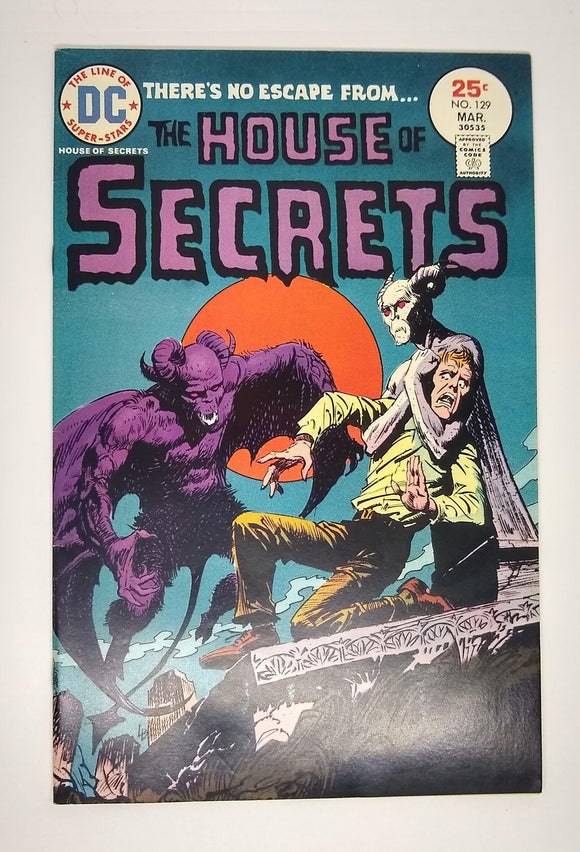 The House of Secrets (Issue #129)