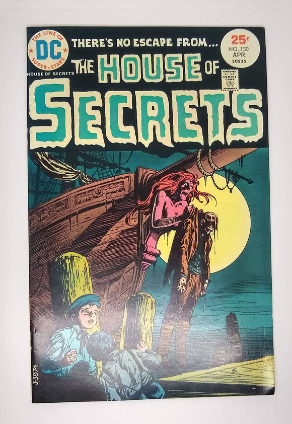 The House of Secrets (Issue #130)