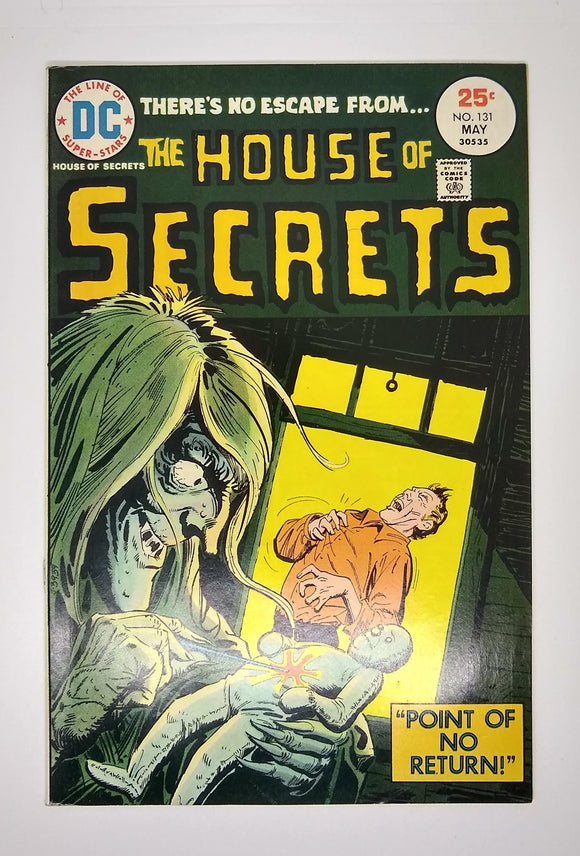 The House of Secrets (Issue #131)