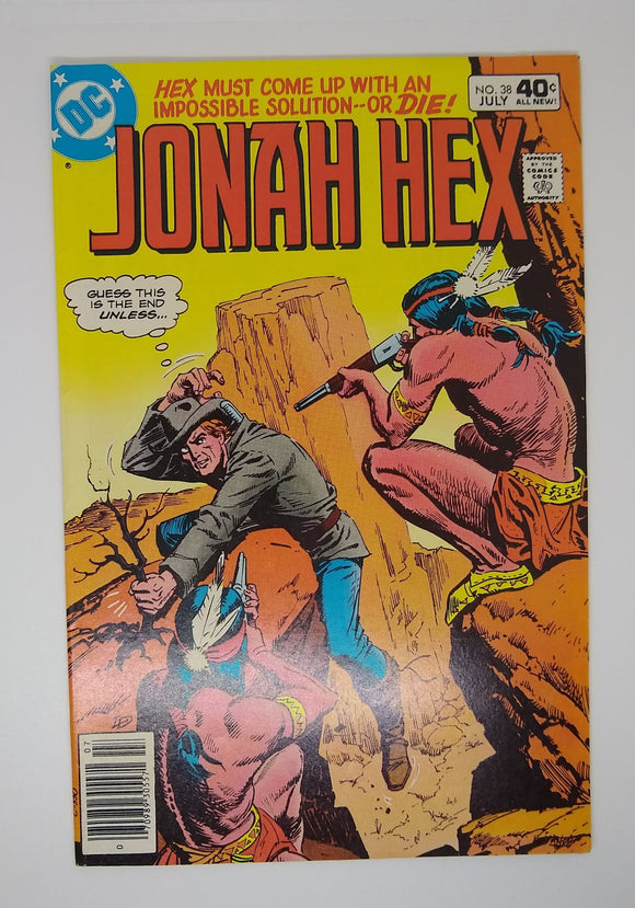 Jonah Hex (Issue #38)