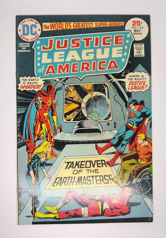 Justice League of America (Issue #118)