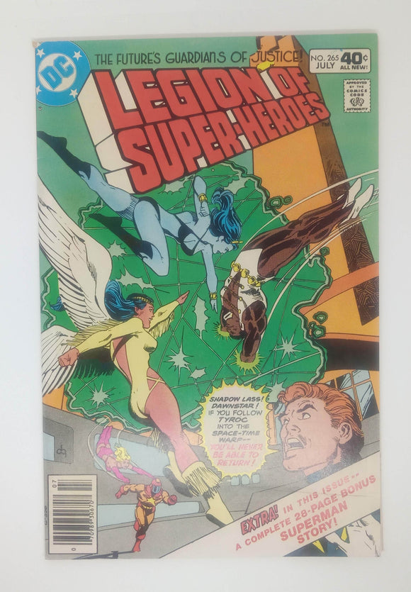 Legion of Super-Heroes (Issue #265)