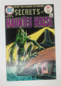 Secrets of Haunted House (Issue #1)