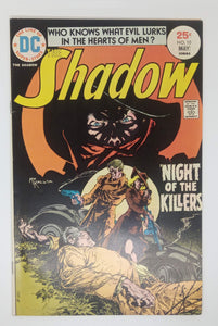 The Shadow (Issue #10)