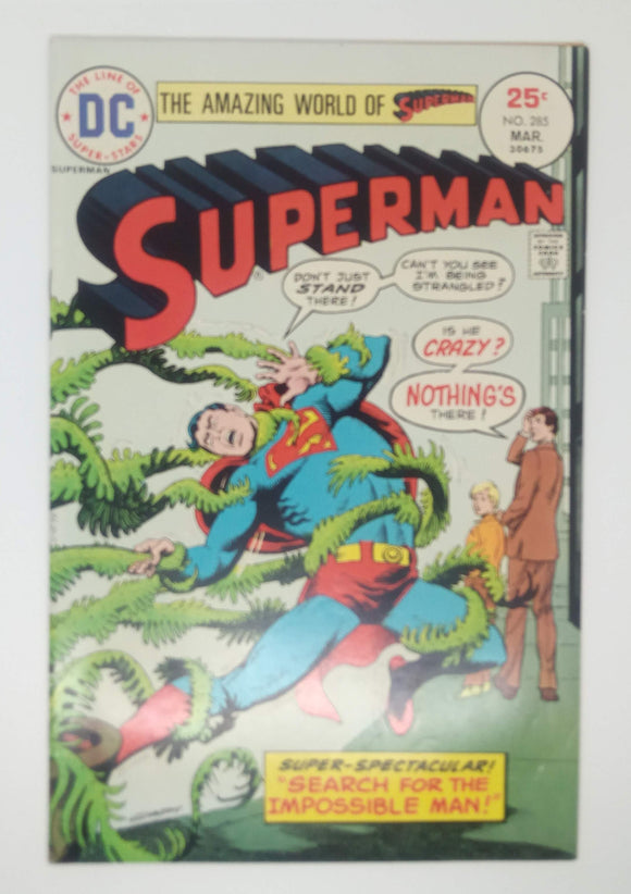 Superman (Issue #285)