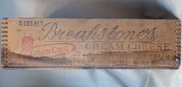 Breakstone Cream Cheese Crate
