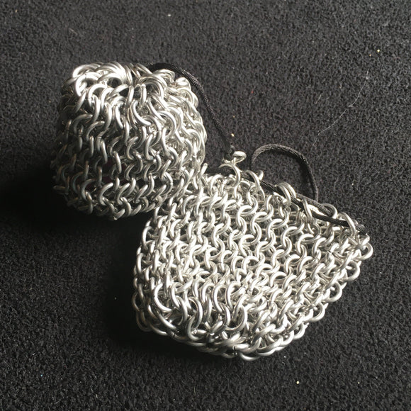 Plain Chainmaille Pouch