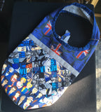 Picnic Basket Quilted Doctor Who Purse