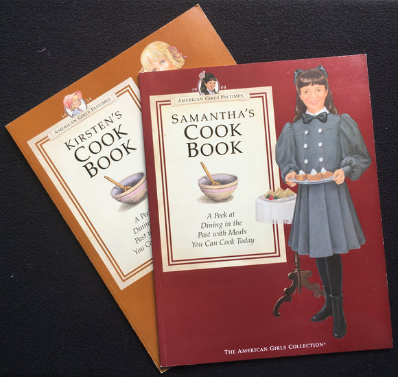 American Girls Cook Books