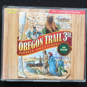 The Oregon Trail: Pioneer Adventures 3rd Edition