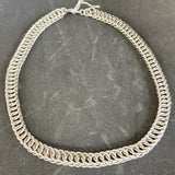 Stainless Steel Box Necklace