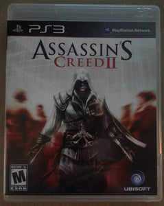 Assassin's Creed II for the PS3