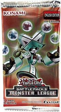 Monster League: Yu-Gi-Oh! Battle Pack