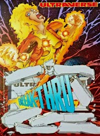 Ultraverse Break-thru Signature Card